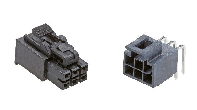Nano-Fit-Leistungsteckverbinder