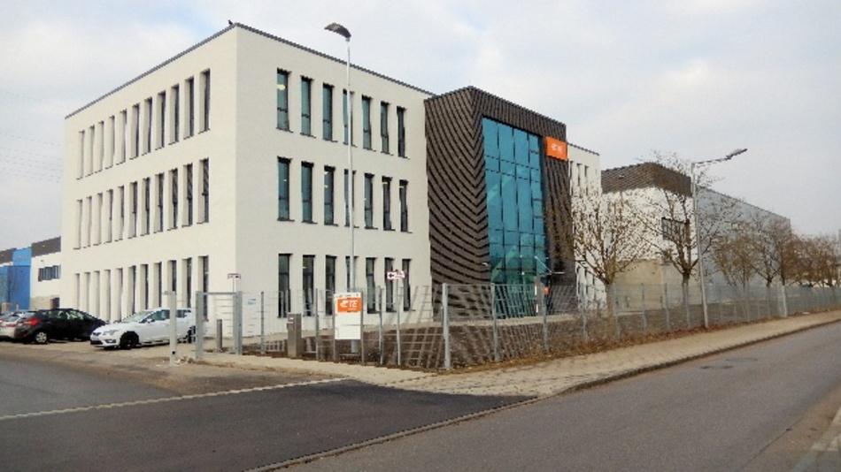 Neuer Unternehmensstandort in Heimstetten nahe München