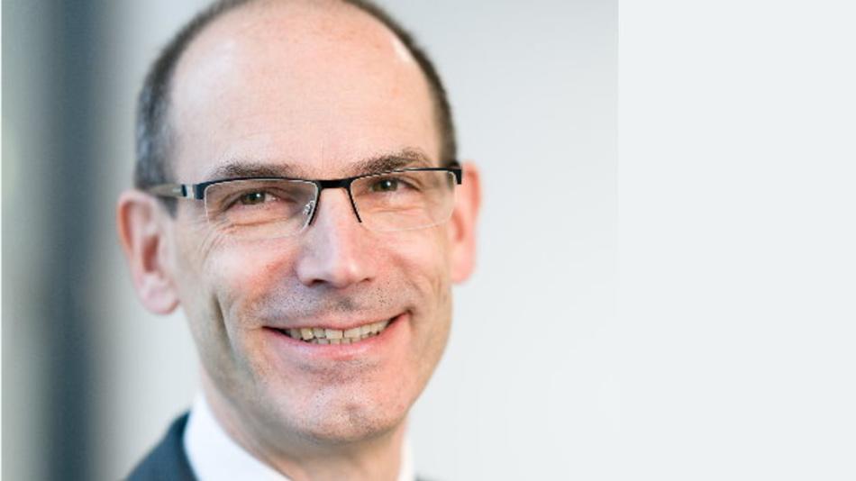 Dr. Hilmar Döring, neuer Personal-Vorstand der Lapp Holding