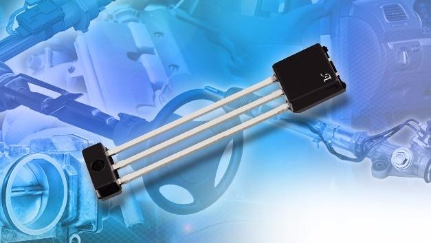Programmierbarer linearer Hall-Sensor-IC für Anwendungen, die hohe Genauigkeit und Auflösung erfordern