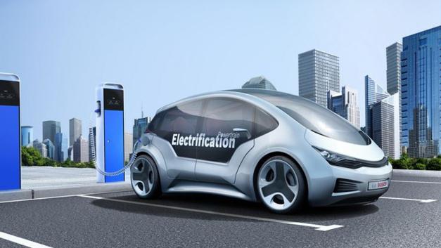 Im Jahr 2025 sollen laut Bosch fast 20 Millionen Hybride und Elektrofahrzeuge produziert werden.