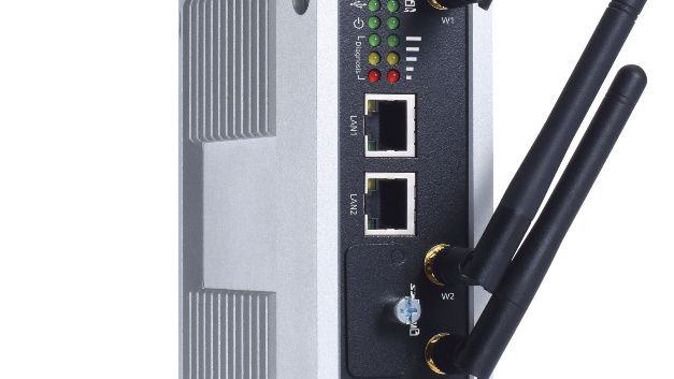Für Edge-Computing sind die IIoT-Gateways der Serie UC-8100-ME-T von Moxa ausgelegt.
