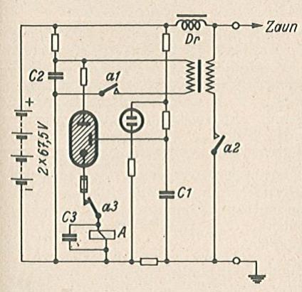 Elektronik-Zeitreise: Elektronische Zaunlader | Elektronik
