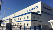 Technikzentrum von Schuler in Tianjin