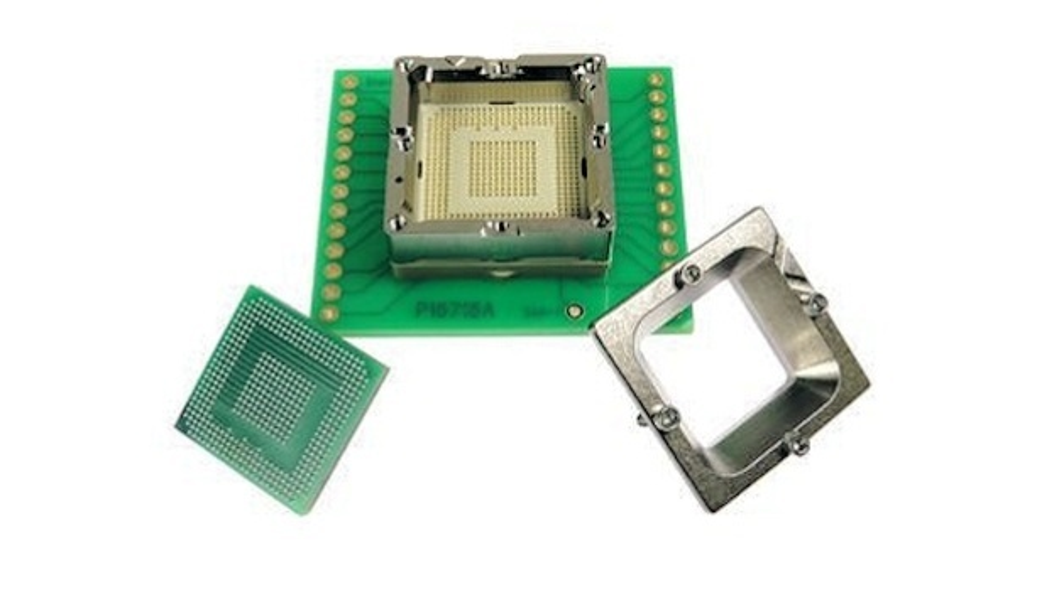 Nullkraftsockel z.B. für CCD Sensoren