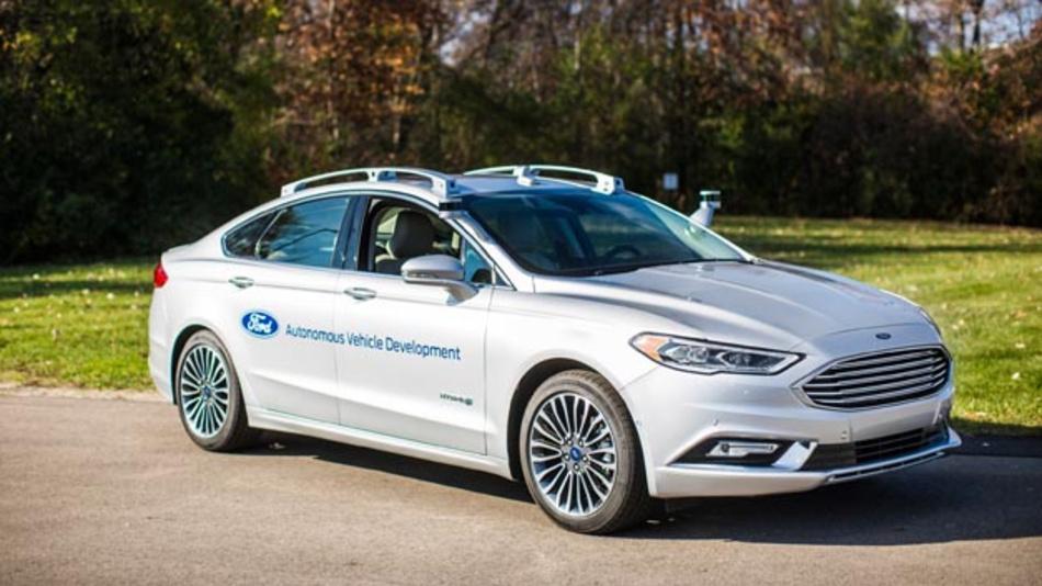 Auf dem Weg zum autonomen Fahren hat Ford kräftig in das Start-Up für KI und Robotik, Argo AI, investiert.