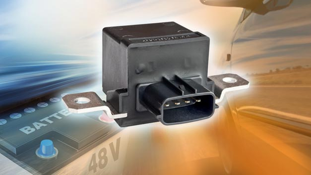 Das bistabile CN-L-Relais weist eine hohe Stoß- und Vibrationsfestigkeit auf.