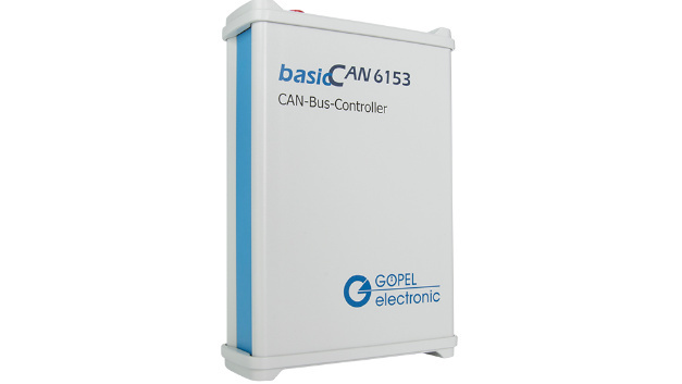 Stand-Alone-Controller basicCAN6153