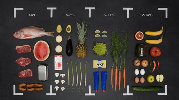 Aeg Kühlschrank Zu Laut : Electrolux lebensmittel im kühlschrank richtig lagern
