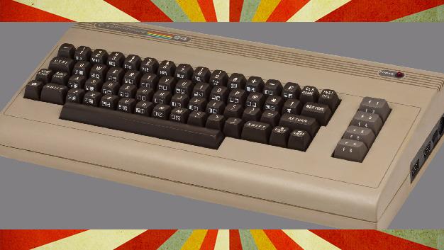 Ein Volkscomputer namens Commodore 64.