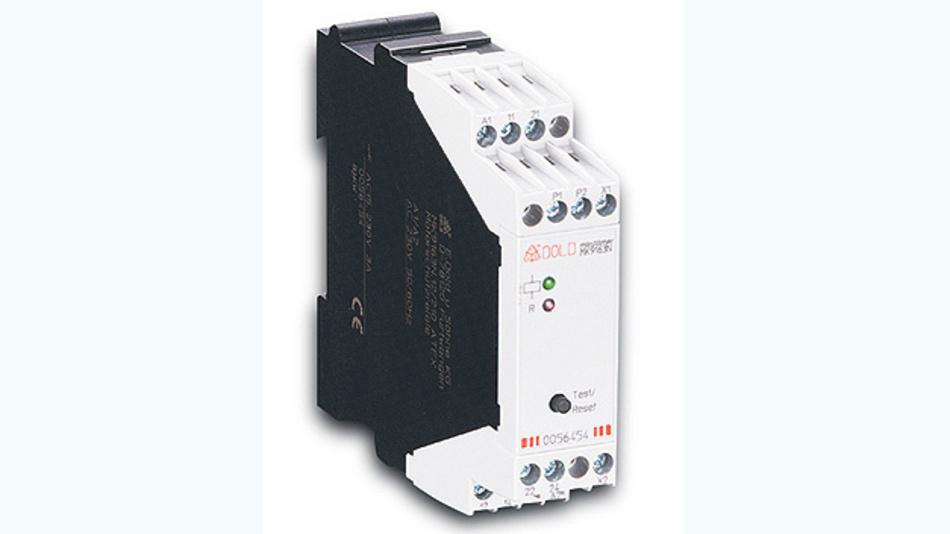 Bild 1. Mit den Thermistor-Motorschutzrelais MK 9163N ATEX und MK 9003 ATEX werden thermische Motorüberlastungen zuverlässig vermieden.