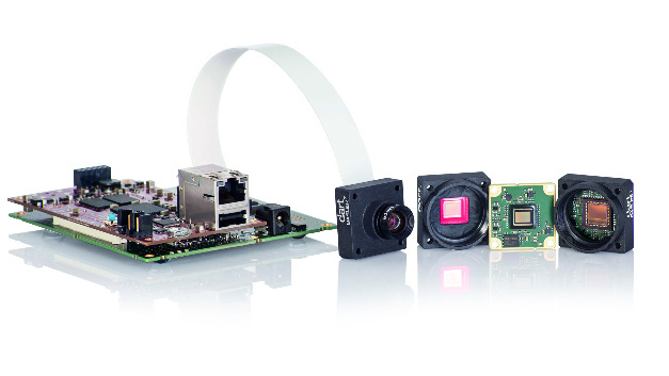 Basler stellt erstmals auf der embedded world aus und zeigt dort seine Komponenten für Embedded Vision.