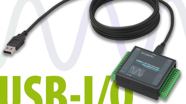 Das Datenerfassungsmodul AIO-160802GY-USB von Plug-In zeichnet Daten gegenüber dem Vorgängermodell mit 2,5-facher Abtastrate auf.