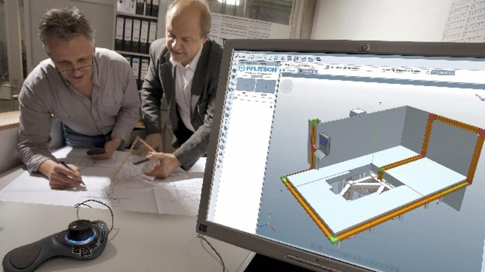Das Planungstool easyRoute 4.0 stellt Pflitsch seinen Kunden kostenlos zur Verfügung.