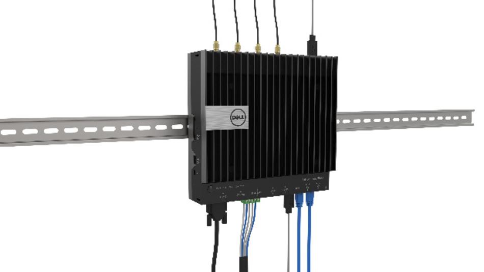 Das Edge Gateway 5000 von Dell OEM Solutions