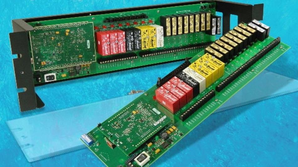 SC-1608-Messmodule mit individuell konfigurierbaren analogen und digitalen I/O-Kanälen