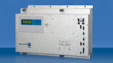 Ein Einspeiseumrichter der Serie SD2R von Sieb & Meyer