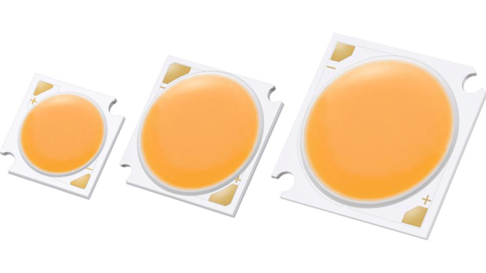 Die D-Serie von Samsungs Chip-on-Board LEDs gibt es jetzt in der zweiten Generation. Verbessert wurde in erster Linie die Lichtausbeute.