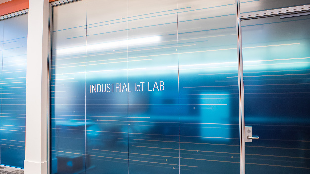 Das neue »NI Industrial IoT Lab« in Austin/Texas