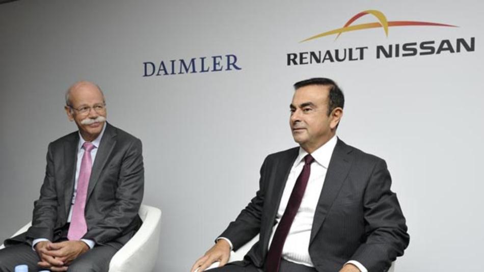 Carlos Ghosn wird sich zukünftig verstärkt auf Renault und Mitsubishi konzentrieren.