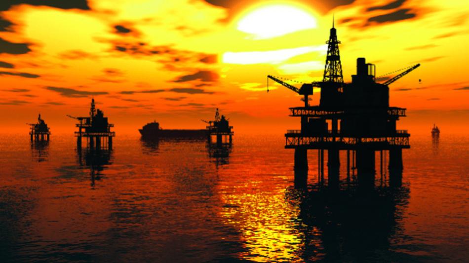 Ölbohrinseln stellen extreme Anforderungen an das Equipment