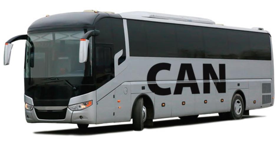 Hochwertige Lösungen mit dem CAN-Bussystem.