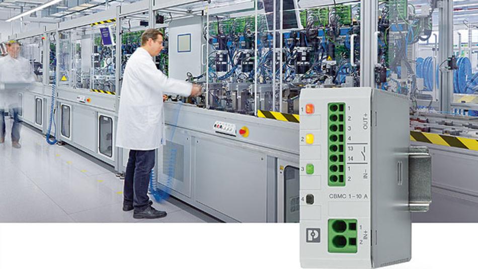Geräteschutzschalter ohne Strombegrenzung sicheren Anlagebetrieb.