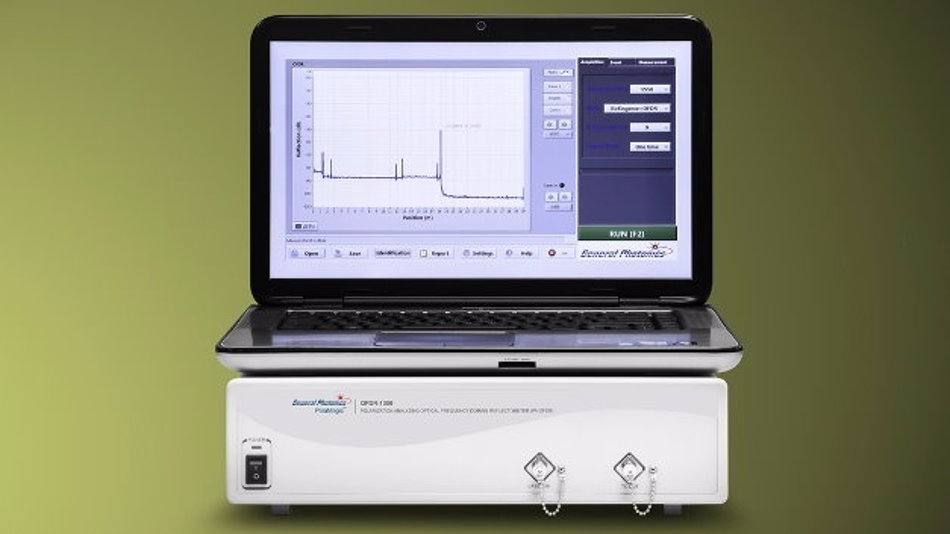 Optisches Frequenzbereichs-Reflektometer OFDR-1000A