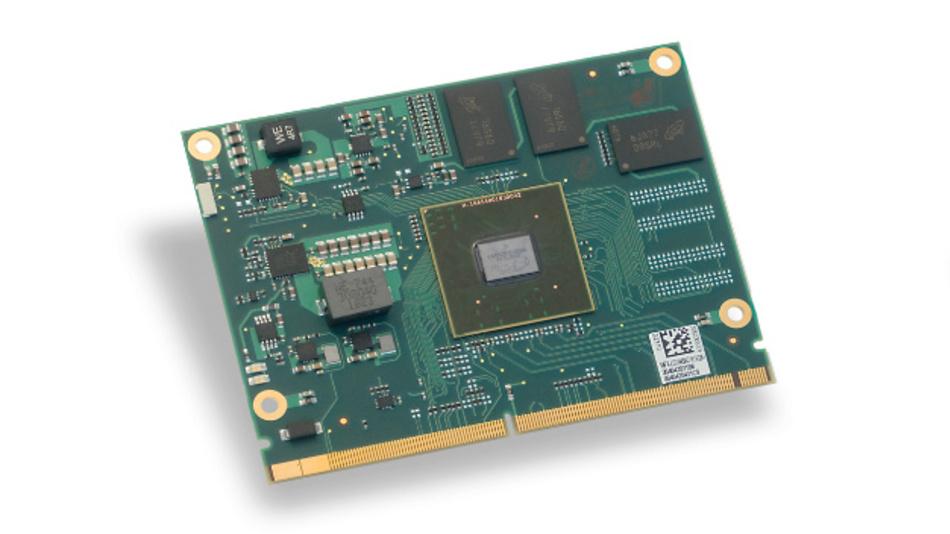 Die SoMs der Serie »miriacMPX-LS10xx« von MicroSys eignen sich für lüfterlose Systemdesigns.