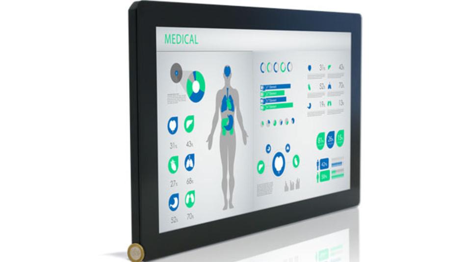 Den serienreifen HD-Monitor hat Data Modul als »Design Highlight« auf der Embedded World angekündigt.