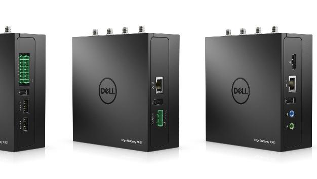 In drei Versionen für unterschiedliche Anwendungen erhältlich ist die Edge-Gateway-Serie »Gateway 3000« von Dell EMC.