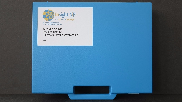 InsightSIP Development Kit für das ISP1507BLE-Modul.