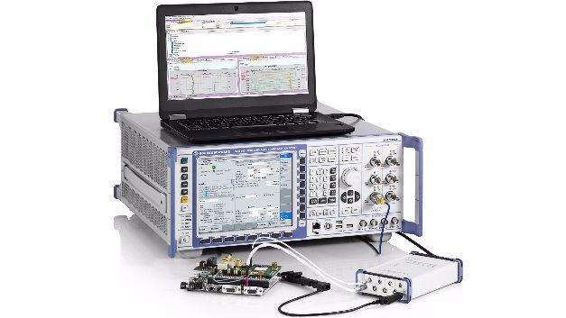 Batterielebensdauer-Testsystem von Rohde & Schwarz