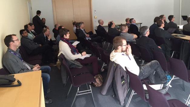 Intensive Workshops auf der embedded world Conference