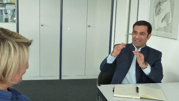 Rahman Jamal, Global Technology&Marketing Director bei National Instruments.