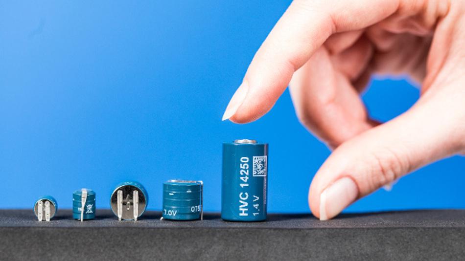 Mit den PowerCaps wurde ein Hybrid-Speicher konzipiert, der die Vorteile von Akku und Kondensator kombiniert.