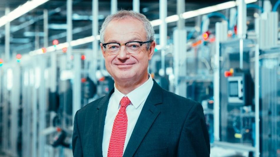 Dr. Harald Marquardt, Vorsitzender der Geschäftsführung der Marquardt-Gruppe