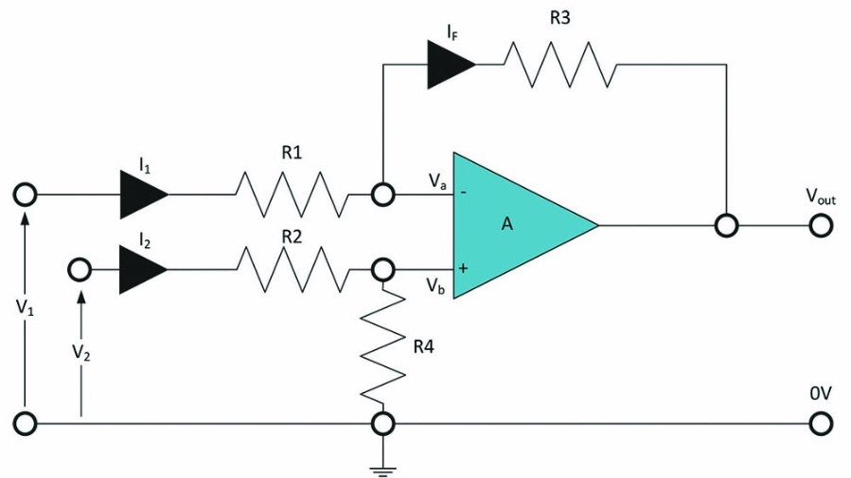 Bild 2: Differenzverstärker