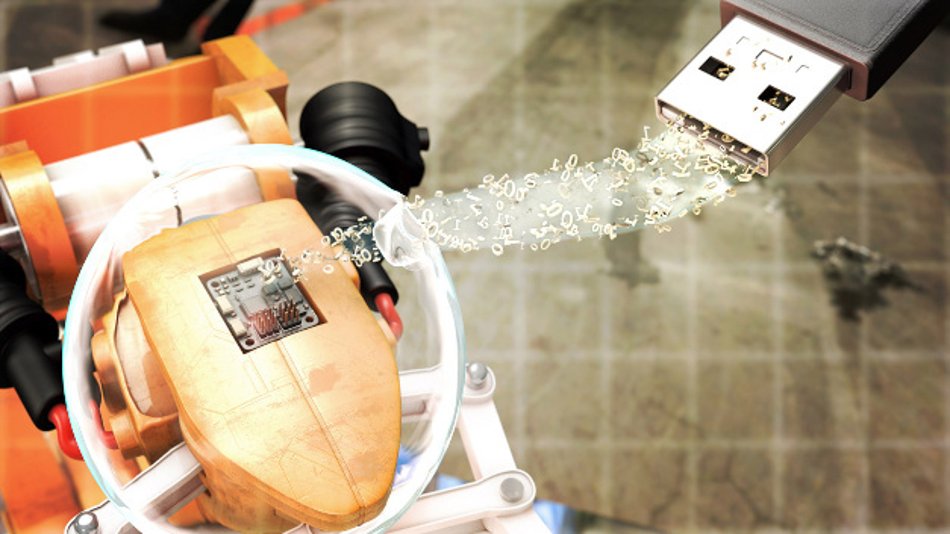 Ältere Maschinen in einen netzwerkfähigen Produktionsverbund einzugliedern ist eine der Herausforderungen der Industrie 4.0
