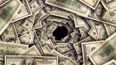 Geldverlust