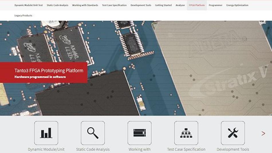 Tanto3-Plattform
