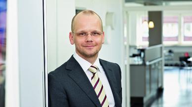 Jan Kuntze ist Geschäftsführer der Kuntze & Burgheim Textilpflege GmbH.