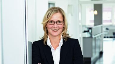 Claudia Kuntze-Raschle ist Geschäftsführerin bei Kuntze & Burgheim Textilpflege.