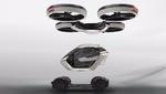 Multimodales und autonomes Flugtaxi