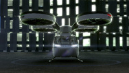 Das multimodale und autonome Flugtaxi von Airbus Group.