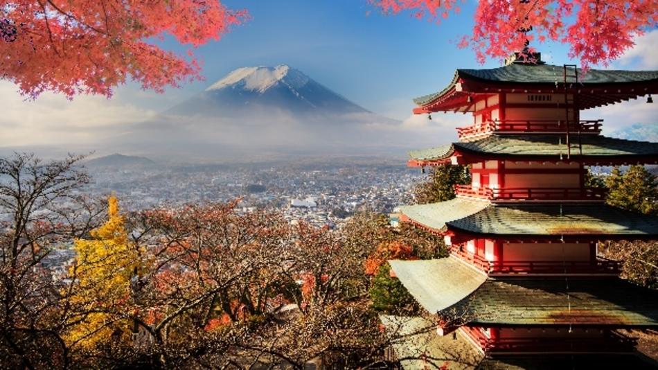 Auf welchem Platz landet Japan?
