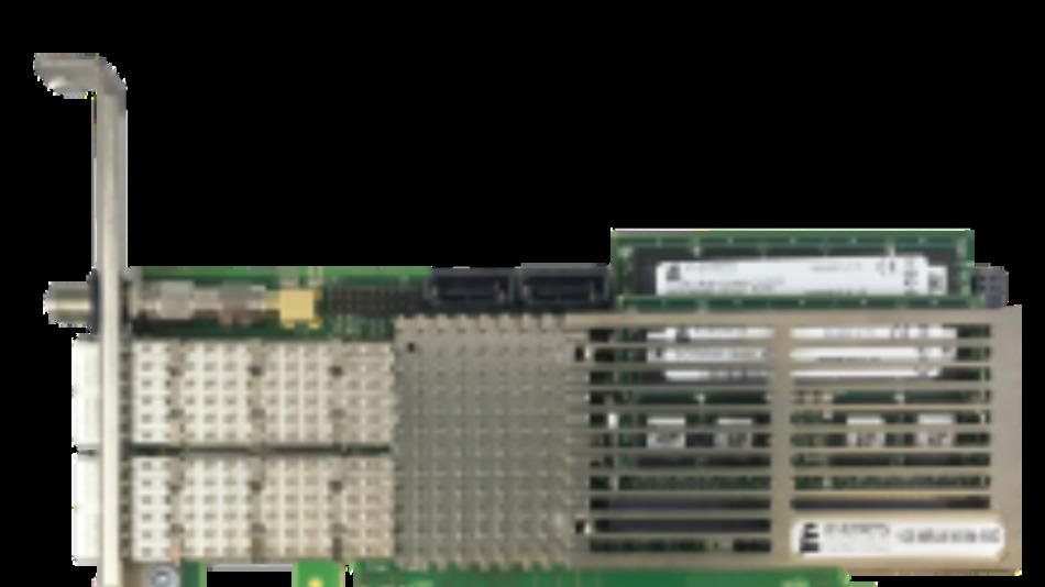 The nvNITRO-Beschleuniger vom Typ ES1GB und ES2GB erreichen 1.500.000 IOPS und eine End-to-End-Latency von 6 µs.