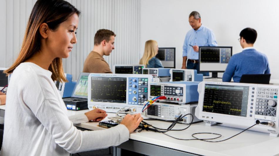 Rohde & Schwarz: Drei neue Messgeräte für das untere Preissegment