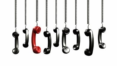 Telefone kabel
