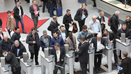 Besucherandrang auf der embedded world 2017